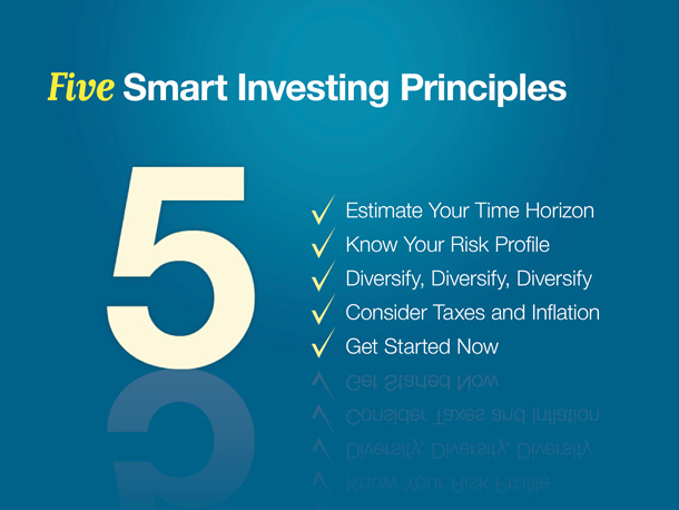Five Smart Investing Principles
