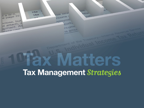 tax management The tax management portfolios™ are the gold standard for in-depth research and analysis written by a network of over 1,000 leading outside practitioners with deep expertise in their given areas, this essential resource enables you to benefit from a depth of real-world experience not found in any other tax research solution available today.