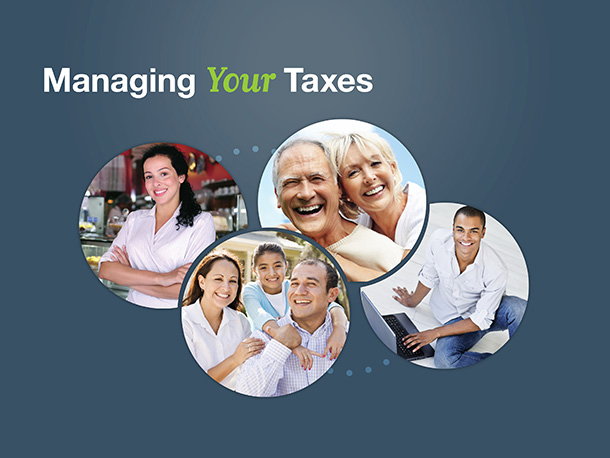 Managing Your Taxes