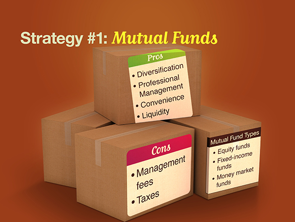 Strategies #1: Mutual Funds