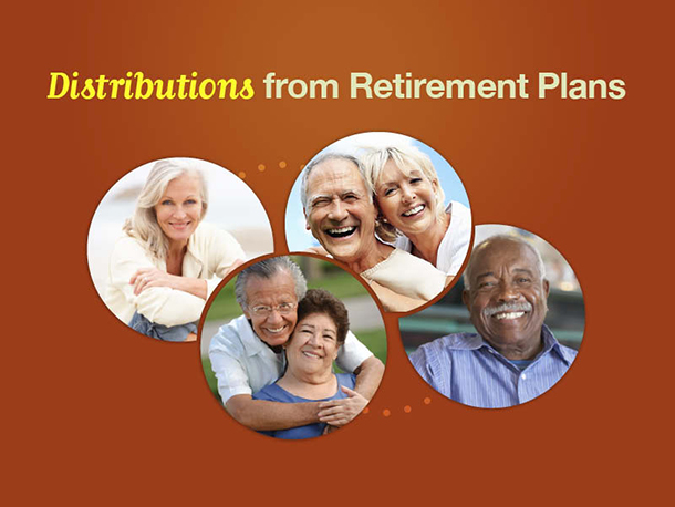 Distributions from Retirement Plans