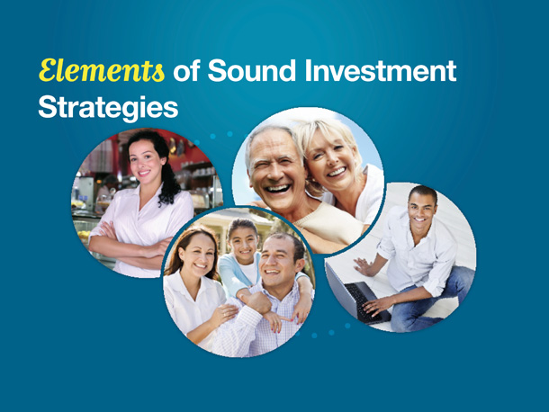 Elements of Sound Investment Strategies